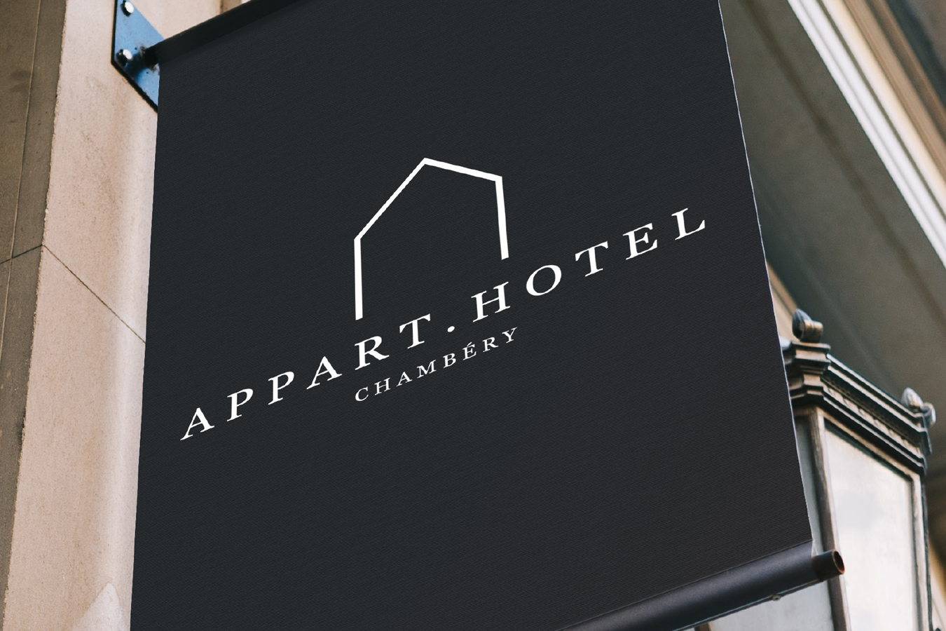 logo appartement hotel chambery